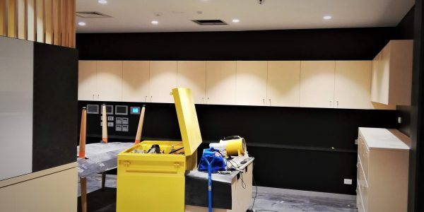 Commercial interior and exterior painting in Sydney